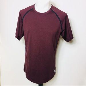 Second Skin Mens short sleeve training shirt Large